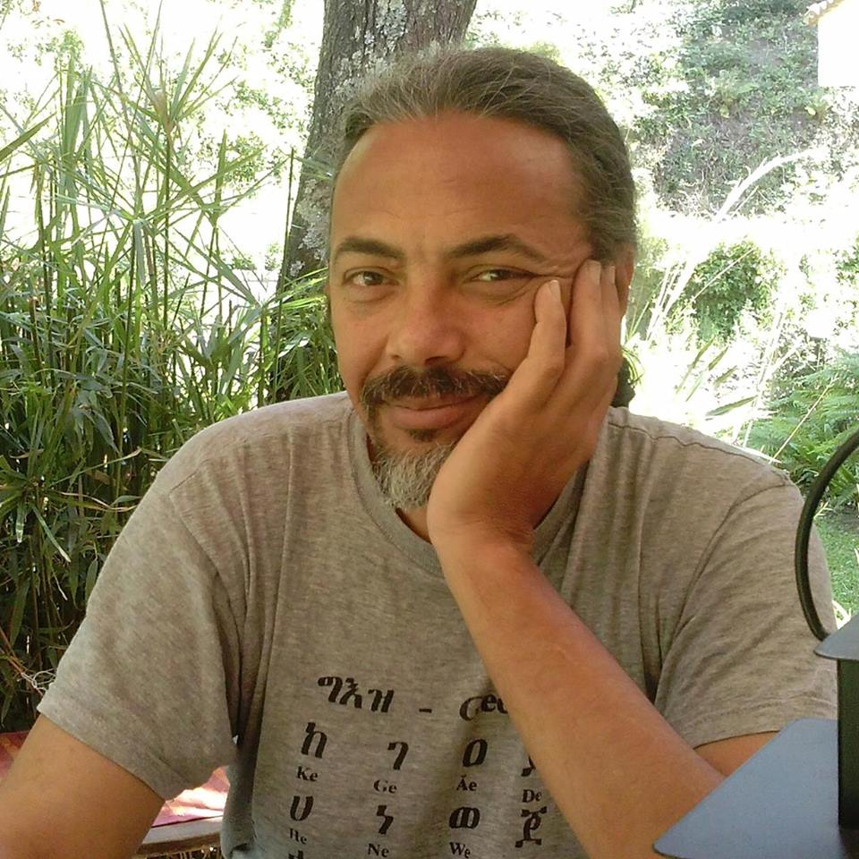Daniel Wedi Korbaria is an Eritrean activist and author in Italy