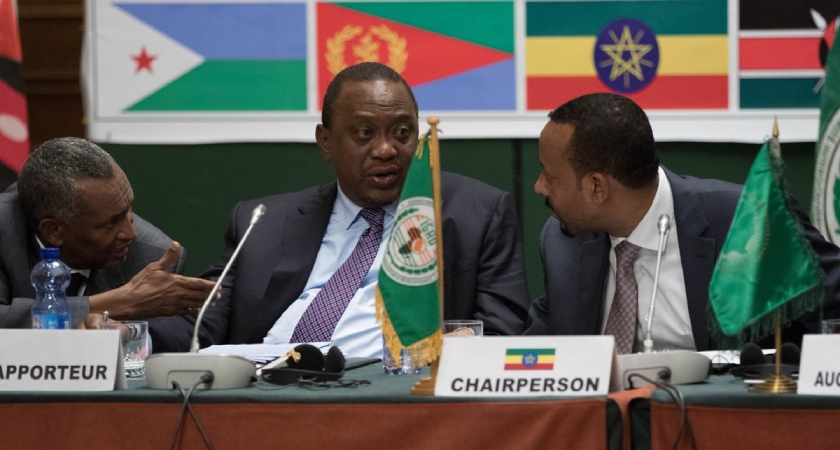 differences between Kenya and Djibouti, however, prevented the bloc from deciding the next country to chair IGAD.