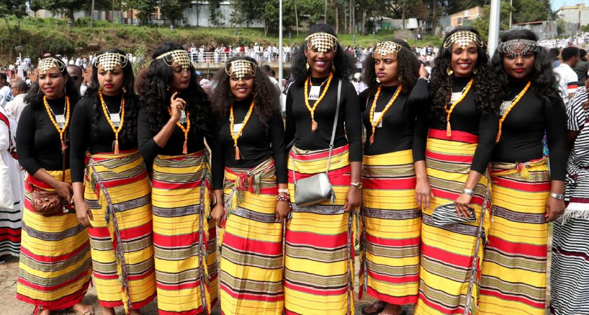 Ethiopia's Oromos Celebrate Irreecha Festival