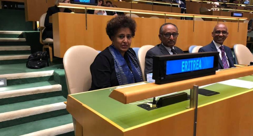 Eritrea's two-pronged approach is anchored on judicious policies of inclusiveness and social justice, as well as pursuance of purposeful sensitization programs to stem radicalisation.