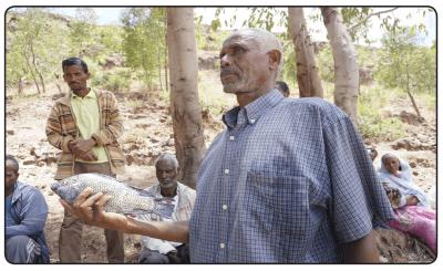 inland fish farmers eritrea
