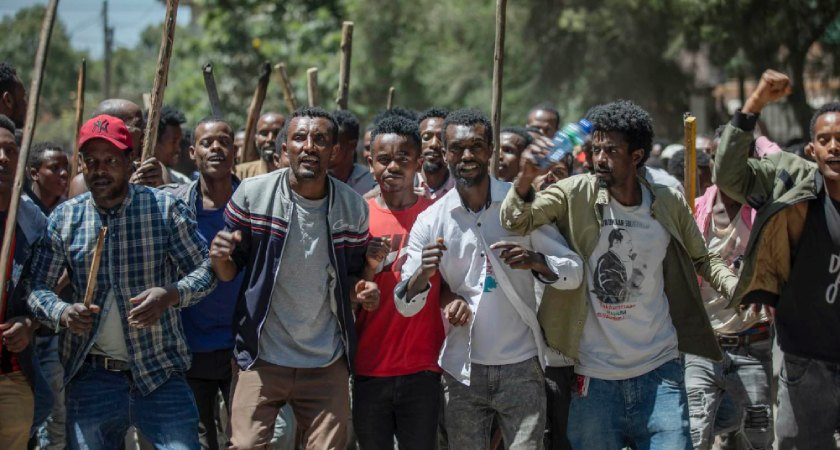 Deadly Protests Against Ethiopian PM Abiy