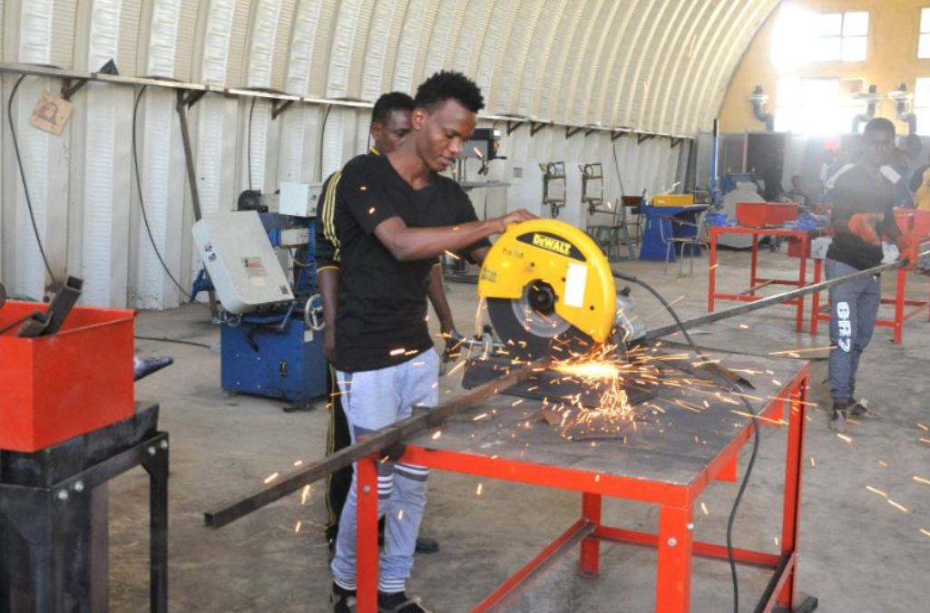 The national service program gives students a second chance to pursue their academic careers through hands-on training.
