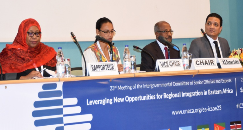 East African Policymakers Agree to Expedite Regional Economic Integration