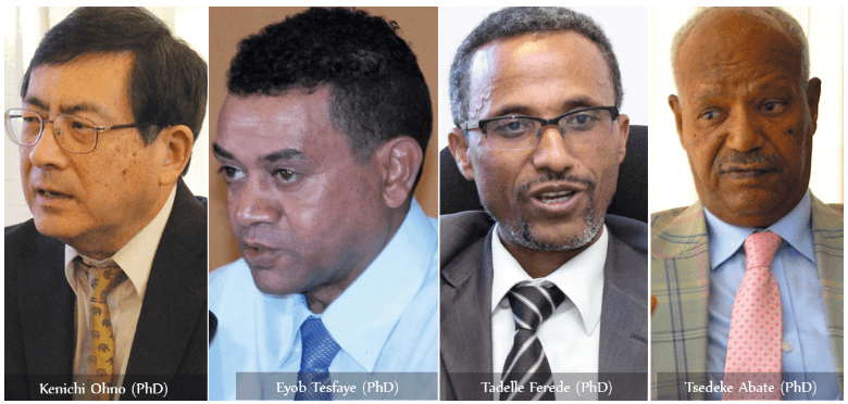 ill-planned and mismanaged economy led to the current macroeconomic imbalances in Ethiopia