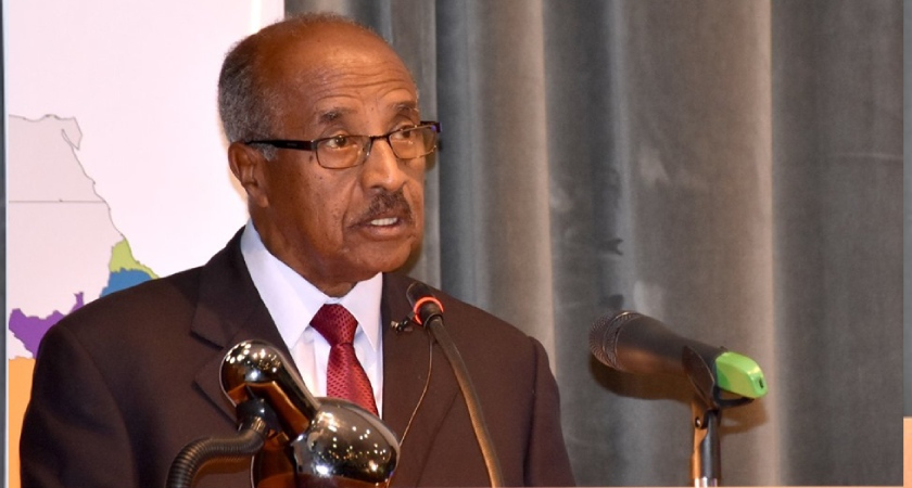 Welcoming Remarks by FM Osman Saleh at the 23rd Meeting of the Intergovernmental Committee of Senior Officials and Experts (ICSOE)