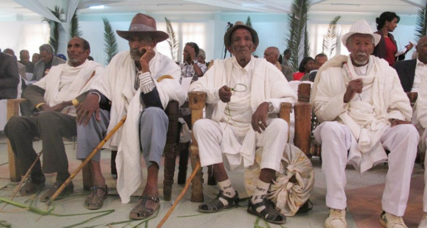 Eritrean customary laws and dispute resolutions