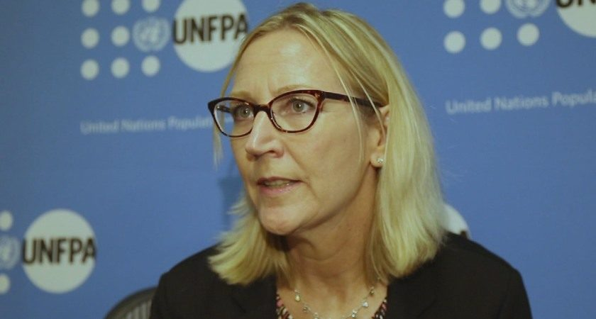 An Interview with Ms Marielle Sander, UNFPA Representative to Eritrea