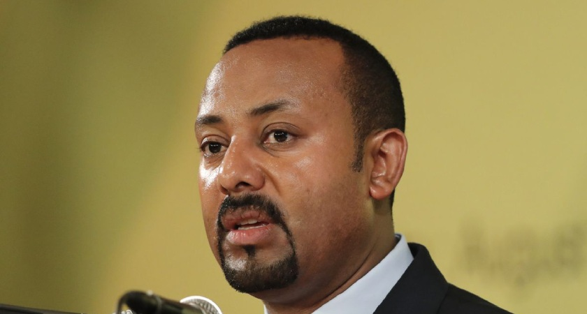 Abiy Ahmed, winner of the 2019 Nobel Peace Prize won't accept public questions during acceptance ceremony
