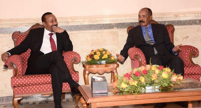 Game Over for Ethiopia Ethnic Federalism: Isaias