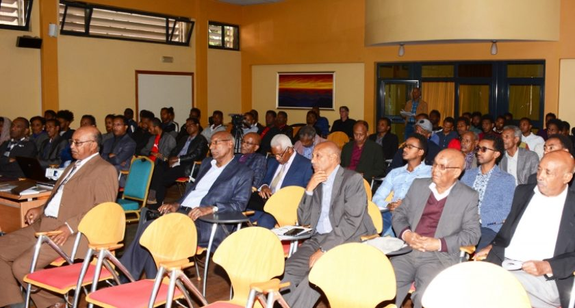 Founding Congress of Eritrean Earth Science and Mining Engineers