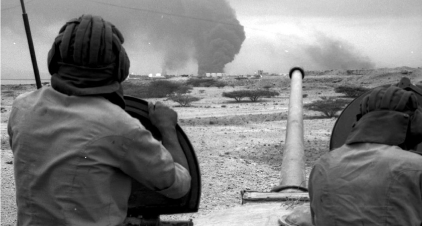 Operation Fenkil was one of the most decisive military operations that ends Ethiopian colonialism in Eritrea.