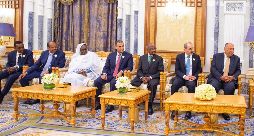 """Eritrea signed a Saudi-led """"Charter for the Establishment of the Council of Arab and African Littoral States of the Red Sea and the Gulf of Aden."""""""