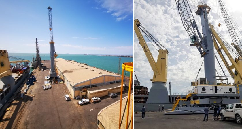 DP World Upgrading Eritrean Ports (Update)