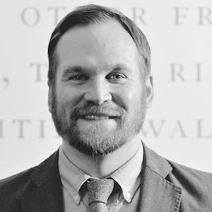Jeffrey Smith is the founding director of Vanguard Africa