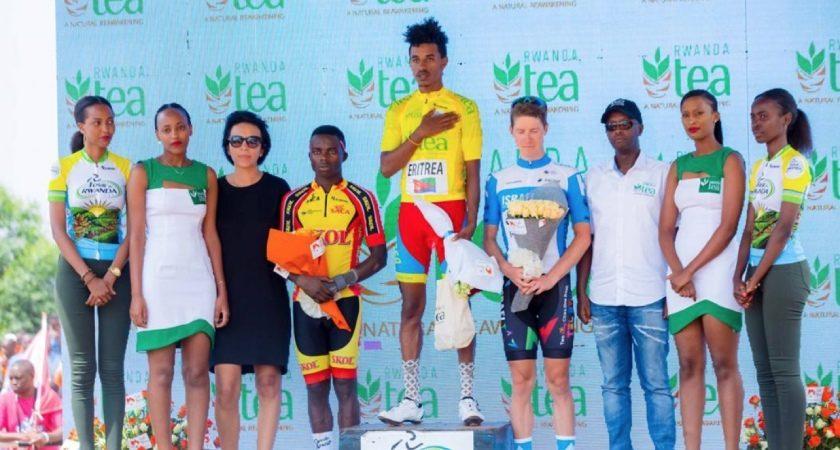 Eritrea's Natnael Tesfazion Crowned Tour de Rwanda 2020 Champion