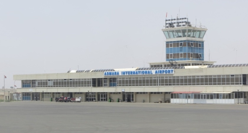 Eritrea banned all commercial flights to and from Asmara for two weeks after a spike in COVID-19 cases in the country.
