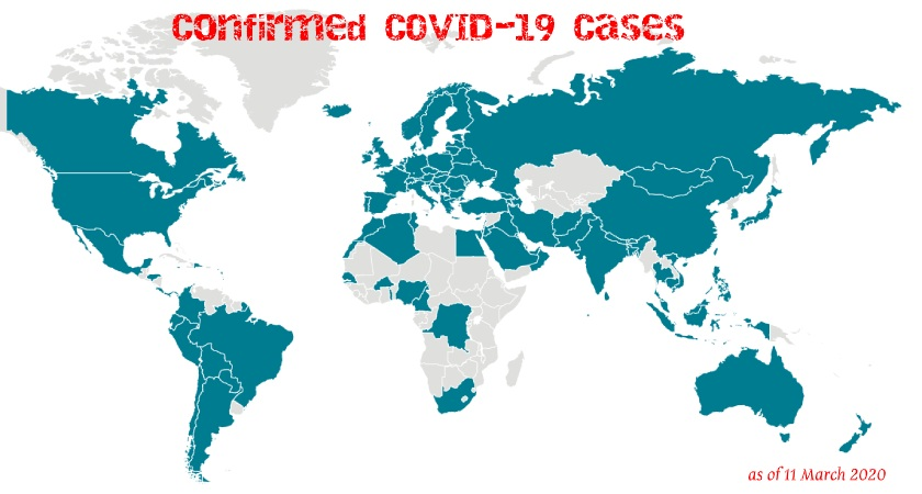 Eritrea released a public announcement as a precautionary measures to prevent the outbreak and spread of COVID-19