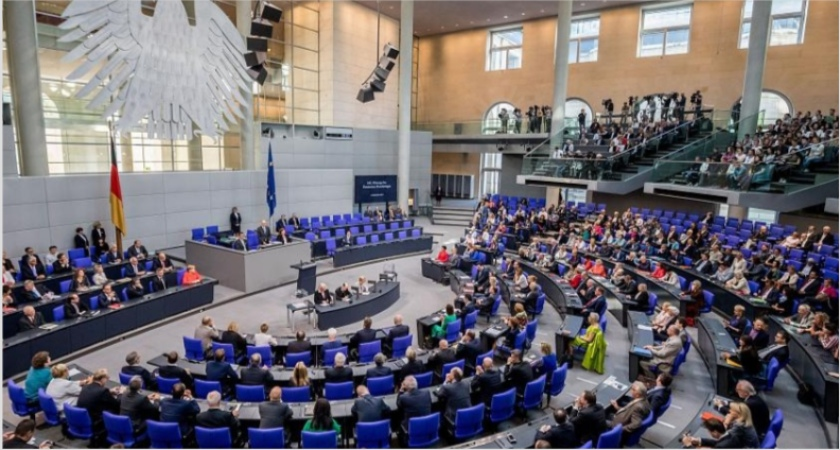 The Eritrean embassy in Germany has lashed out at the Development Committee of the German Bundestag