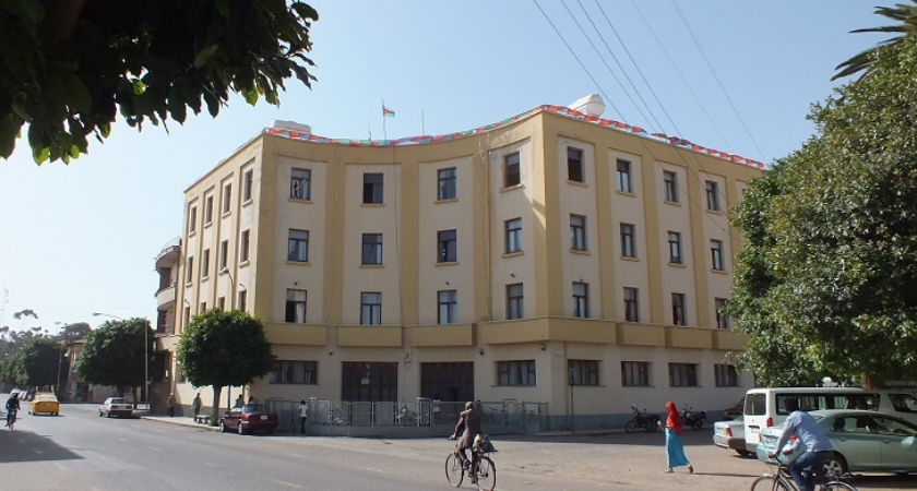 Eritrean government issued a 21-day strict stay-at-home guideline