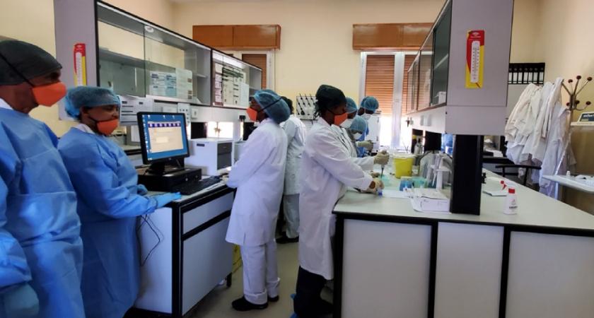 The national health laboratory