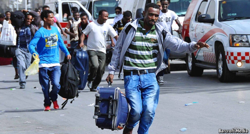 Saudi Arabia deporting thousands of illegal Ethiopian migrants due to covid-19 fear