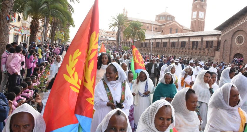 Happy 29th Independence Anniversary Eritrea