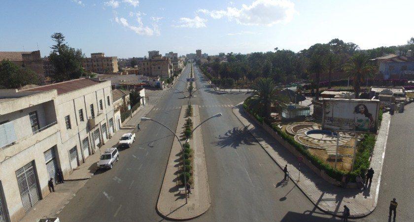 Leveraging on Social Capital to Flatten COVID-19 Curve in Eritrea