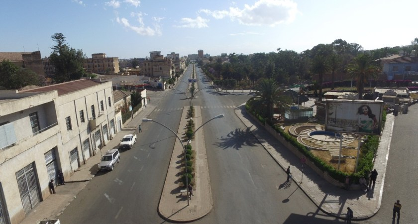 social capital is the hallmark of Eritrea's fight against COVID-19