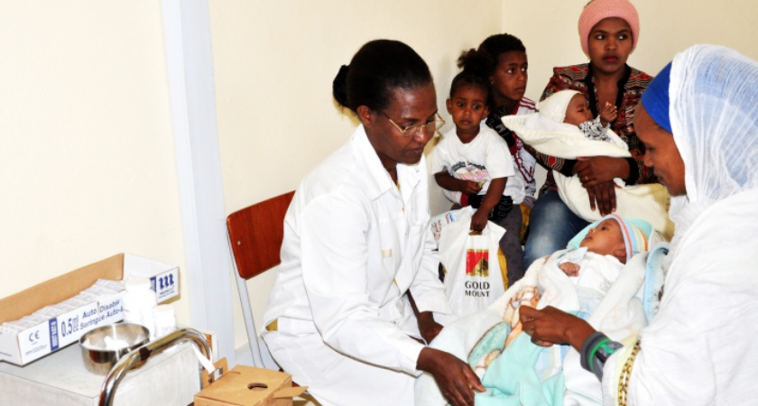 Eritrea's achievement in health care provision
