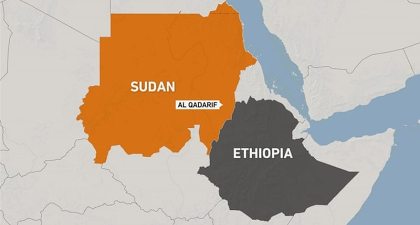Sudan summons Ethiopia's chargé d'affaires following a border attack
