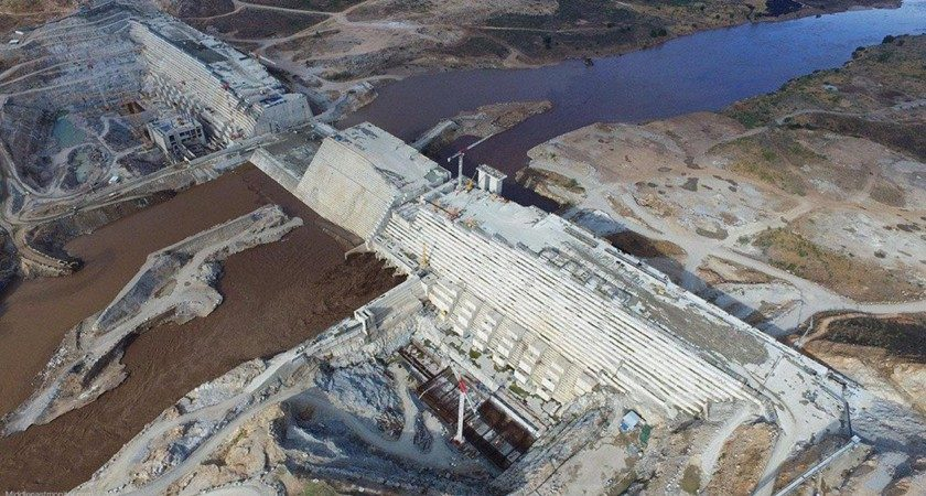 Sudan Holds Meetings with Ambassadors of UNSC Countries Over GERD