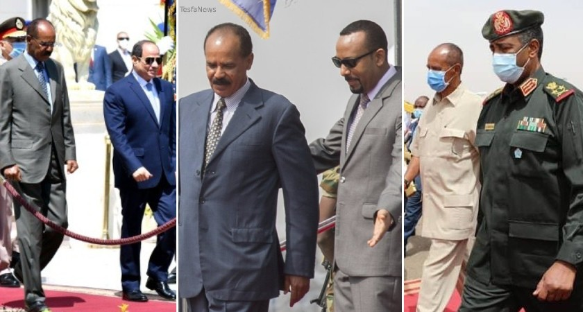 Expecting Eritrea to serve as a proxy in the ongoing Nile dam dispute is beyond preposterous