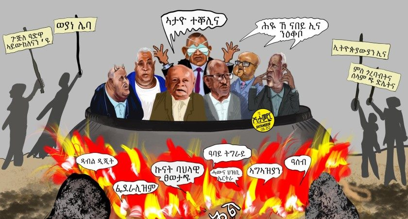 TPLF-A Thorn in the Flesh (Part-1)