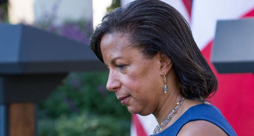 A palpable zeal to bolster Susan Rice 's bid for the post of VP in the Biden Presidential ticket