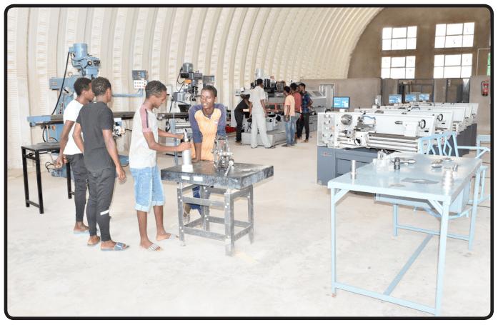 Sawa Vocational Training Center