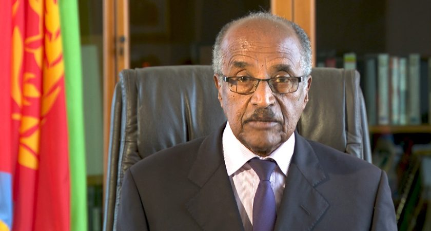 FM Osman Saleh Addresses the 75th Sessions of UN General Assembly (pre-recorded)