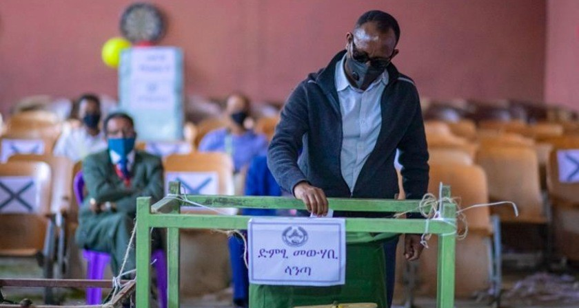 TPLF party won all seat in Tigray election