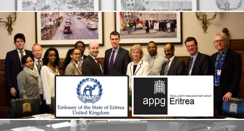 Eritrea's Ambassador in London categorically rejects the APPG claims on Eritrea and Tigray