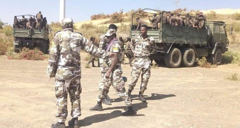 Ethiopia's military has gained full control of the capital of the defiant Tigray region