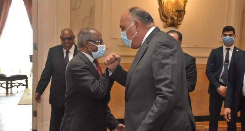 As conflict rages in the Ethiopian Tigray region, Egypt welcomes a delegation from Eritrea