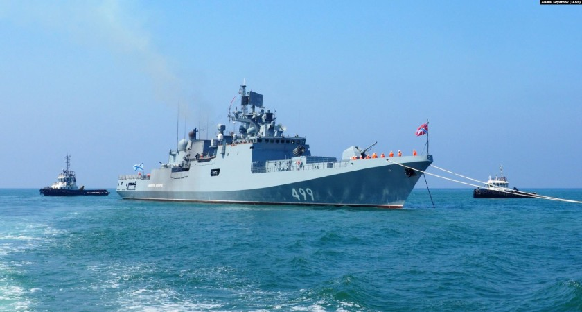 Russia plans to establish a naval base in Sudan for the repair and supply of warships