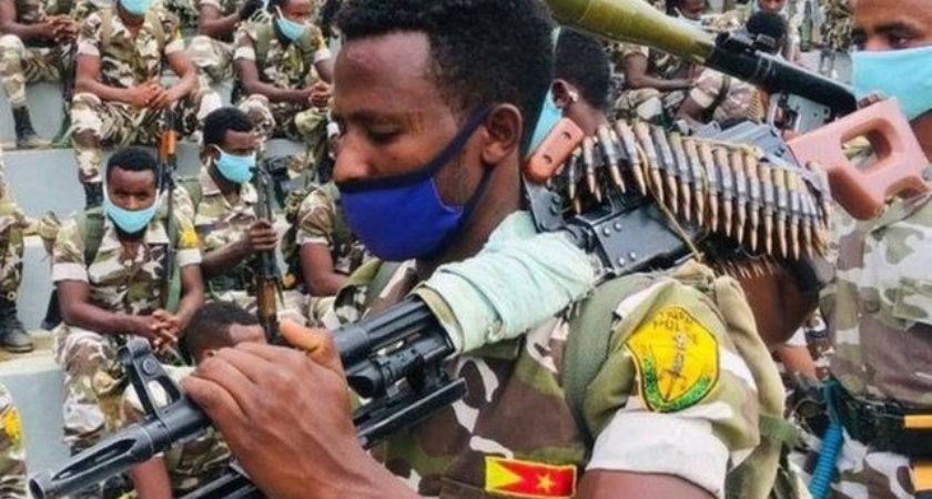 Tigray Crisis: Fears of a March into Guerrilla Warfare