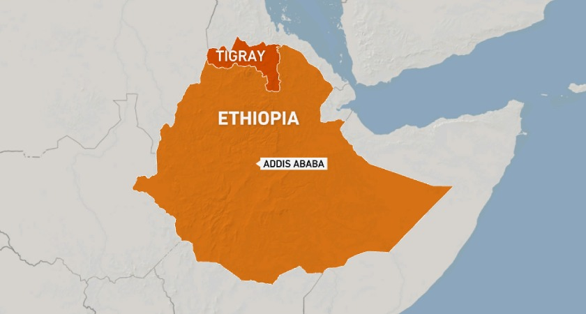 PM Abiy Ahmed said the army has succeeded in containing a TPLF attack