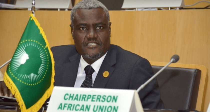 The African Union says Ethiopia took legitimate military action in Tigray