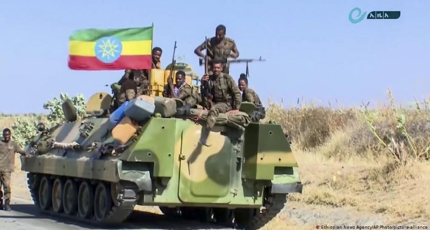 The Final Hours of Ethiopia's TPLF Regime