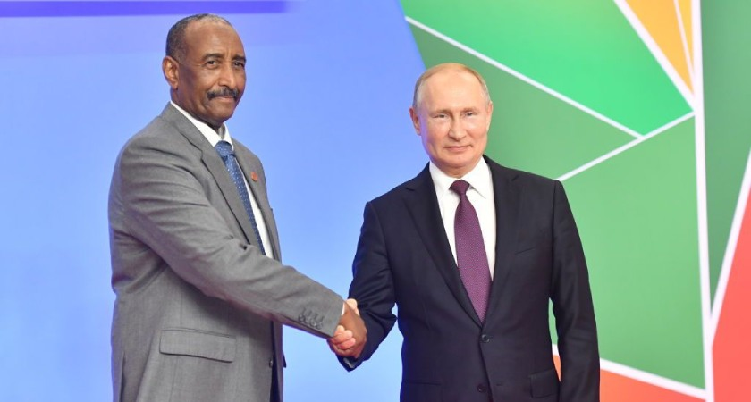 Russia views its Port Sudan naval base as a mechanism to expand its power projection on the Red Sea