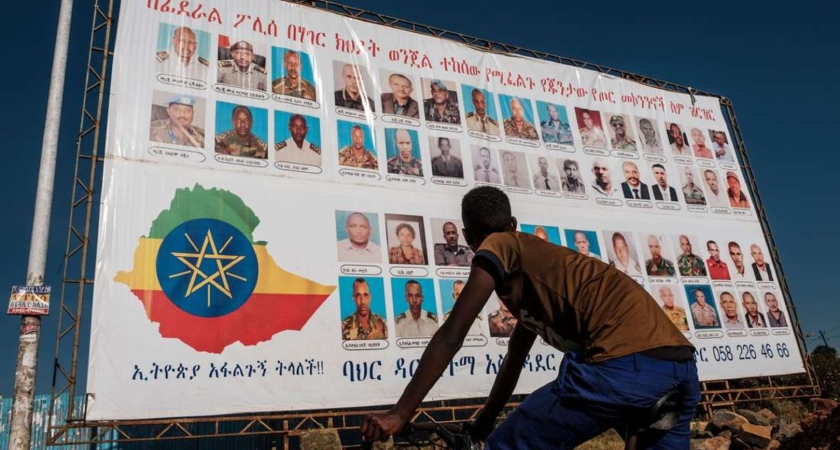 conflict in Ethiopia and TPLF ideology