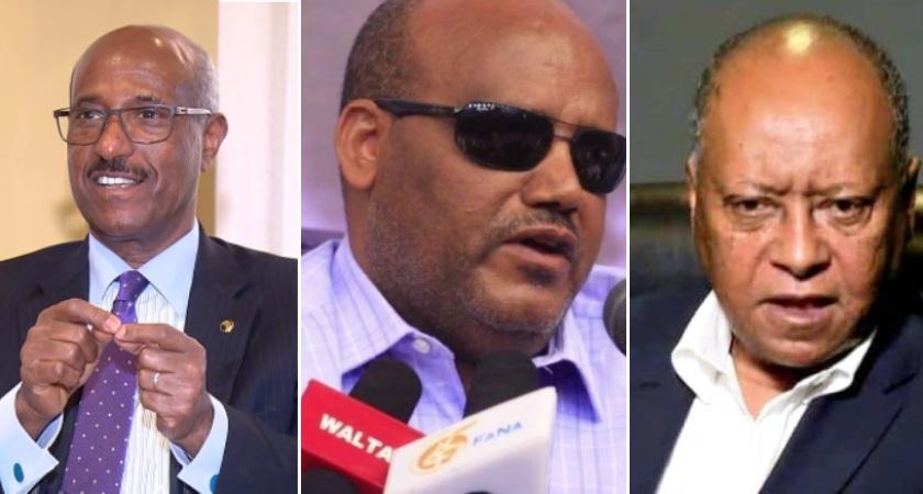 Former Foreign Minister Seyoum Mesfin killed in a shootout