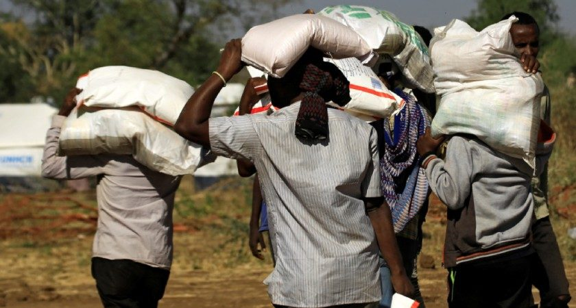 Fear of Mass Starvation in Tigray